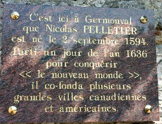 Plaque pelletier